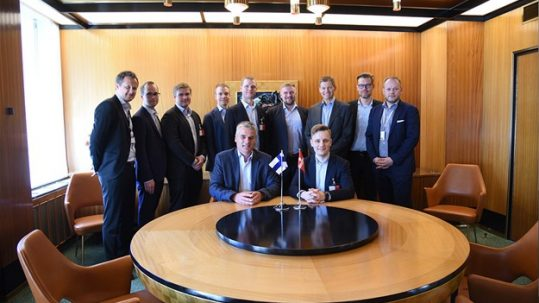 Danfoss acquires remaining shares in Leanheat